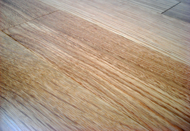 The Sustainable Beauty of Quarter Sawn Flooring