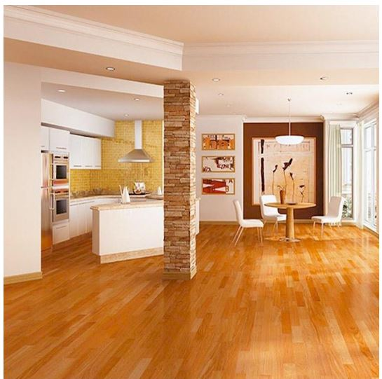 5 Hardwood Floors Decorating Ideas