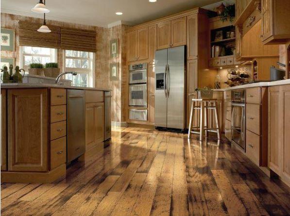 Reclaimed Wood Floors - Reclaimed Wood Laminate Flooring €� Gurus Floor