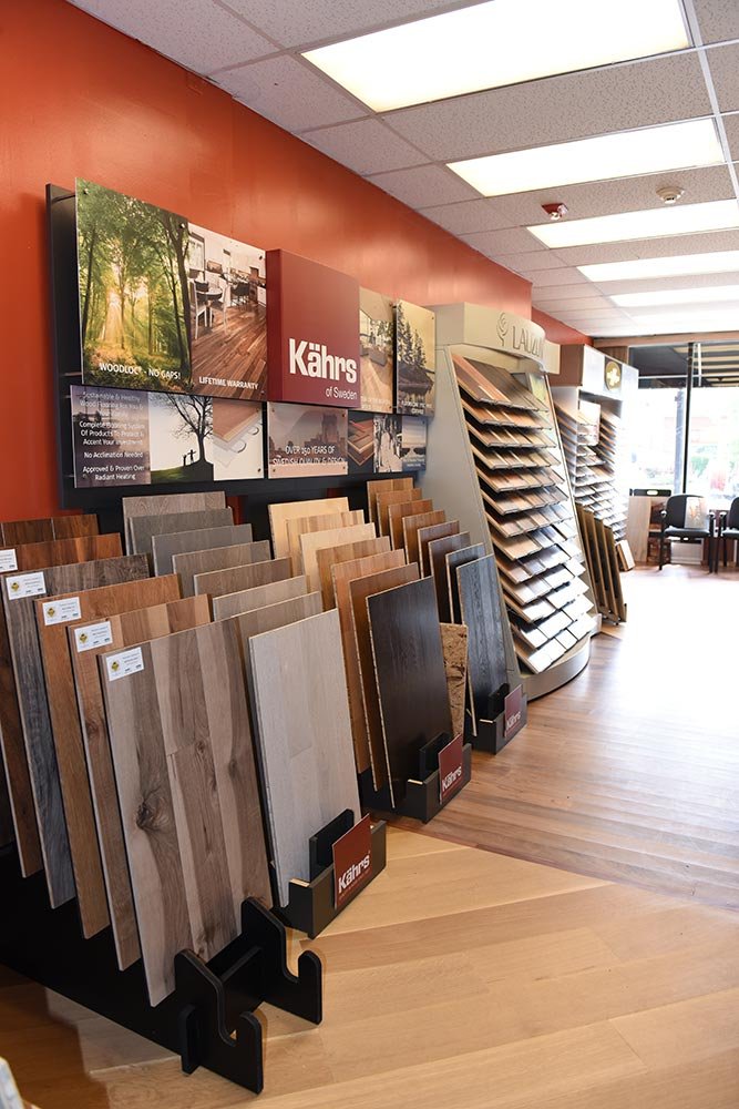 Kahrs Flooring Benefits