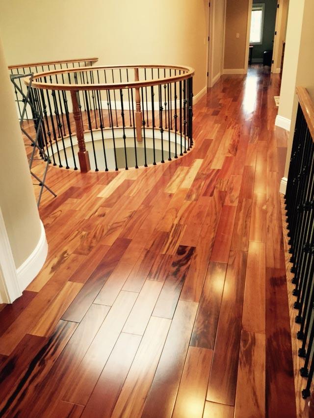 Exotic wood flooring hardwood flooring for Exotic wood flooring