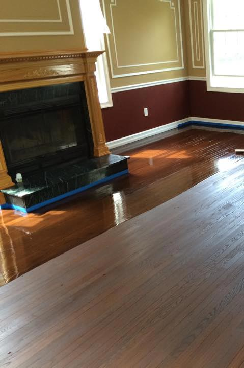 Waxing old hardwood floors for Floors floors floors nj