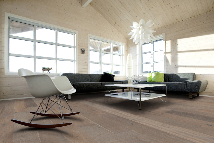 Solidfloor Wood flooring