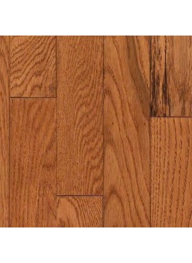 White Oak Solid Prefinished Flooring 2 1 4 Gunstock